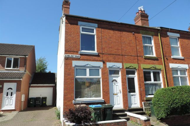 End terrace house to rent in Ludlow Road, Earlsdon, Coventry
