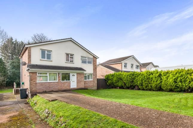 4 bedroom detached house for sale in Clyst St. Mary, Exeter, Devon