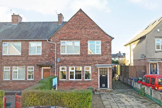 Thumbnail Terraced house to rent in Carter Avenue, York