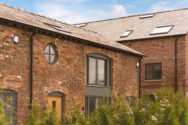 Thumbnail Mews house for sale in Marthall Knutsford, Cheshire
