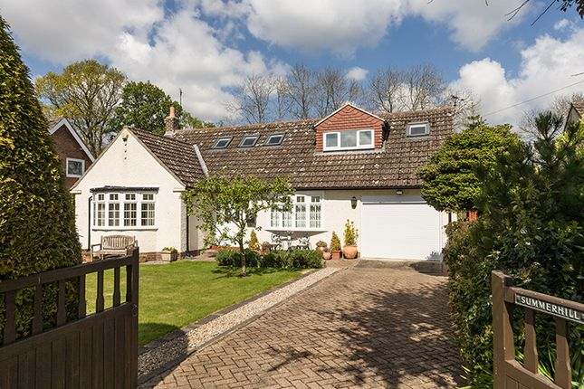 Thumbnail Detached house for sale in Summerhill, Long Rigg, Riding Mill, Northumberland