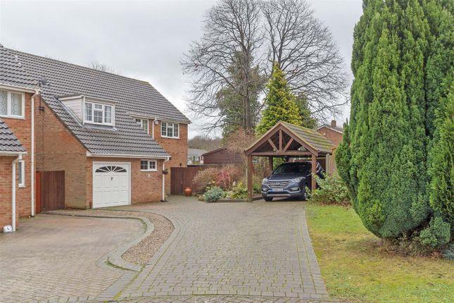 Thumbnail Detached house for sale in Standen Close, Rainham, Gillingham