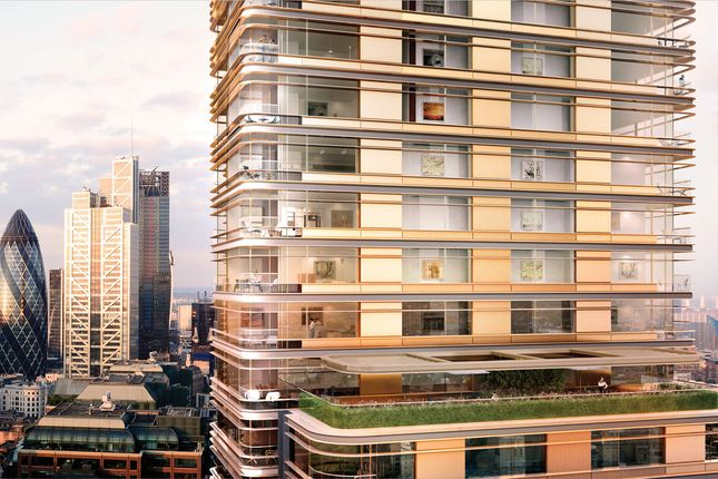 Thumbnail Flat for sale in 2 Principal Tower, Worship Street