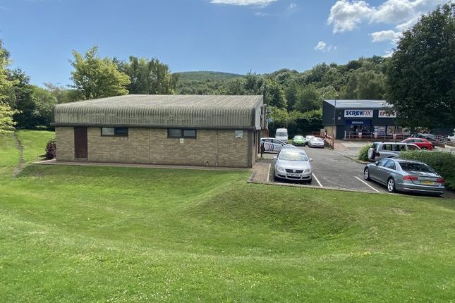 Industrial to let in Unit 26 Pontymister Industrial Estate, Risca, Newport
