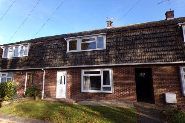 Thumbnail Property to rent in Hollman Drive, Romsey