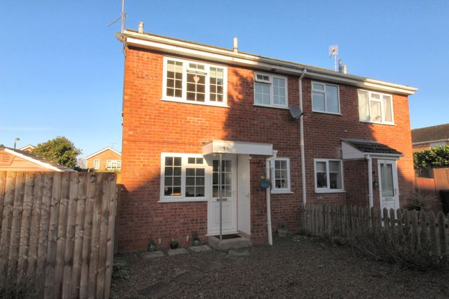 Thumbnail Terraced house to rent in Clayhall Road, Droitwich