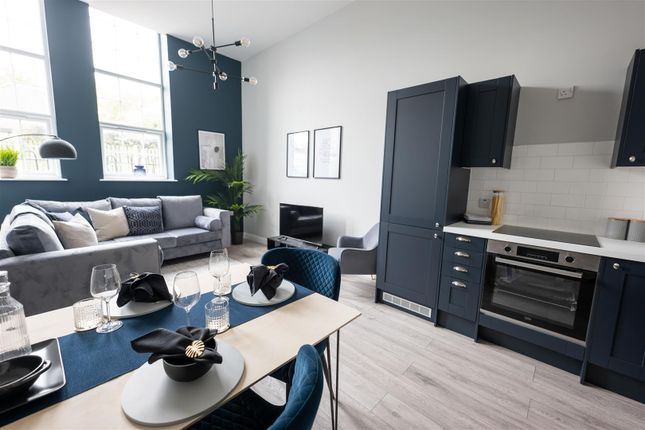 2 bed flat to rent in 13A Station Road, Sheffield S13
