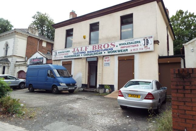 Thumbnail Retail premises to let in Unit 2, 129 Soho Hill, Hockley