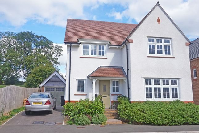 Thumbnail Detached house for sale in Highfield Rise, Trelewis, Treharris