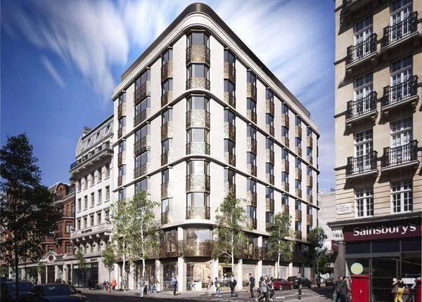 Thumbnail Flat for sale in Bolsover Street, London