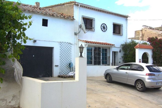 Thumbnail Semi-detached house for sale in Carriatiz, Sorbas, Almería, Andalusia, Spain