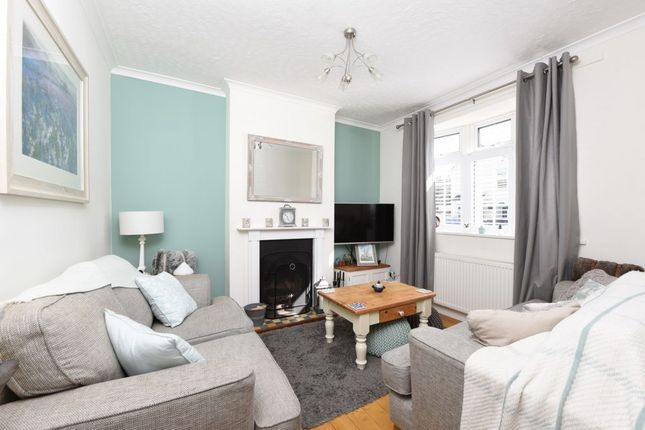 Thumbnail Terraced house for sale in Somerset Road, Farnborough