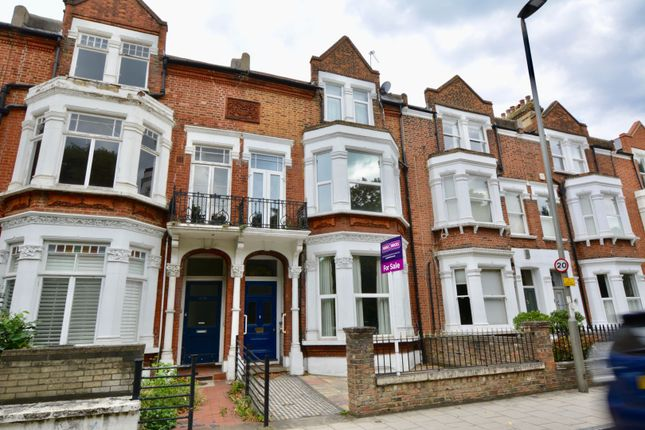 Thumbnail Terraced house for sale in Bolingbroke Grove, London