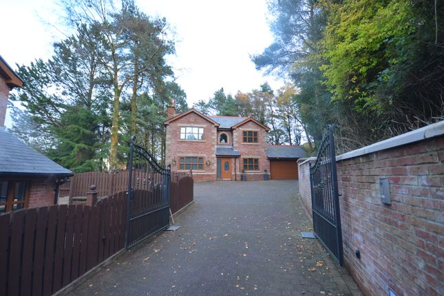 Thumbnail Detached house for sale in Belgrave Road, Darwen