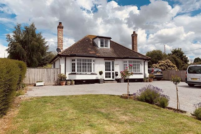 Thumbnail Detached bungalow for sale in Taunton Road, Pedwell, Somerset