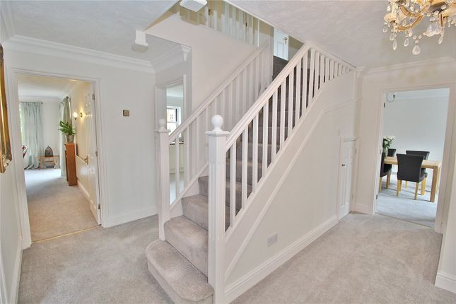 Entrance Hall of Fox Lea, Findon Village, Worthing, West Sussex BN14