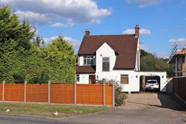 Thumbnail Detached house for sale in Park Street Lane, Park Street, St. Albans