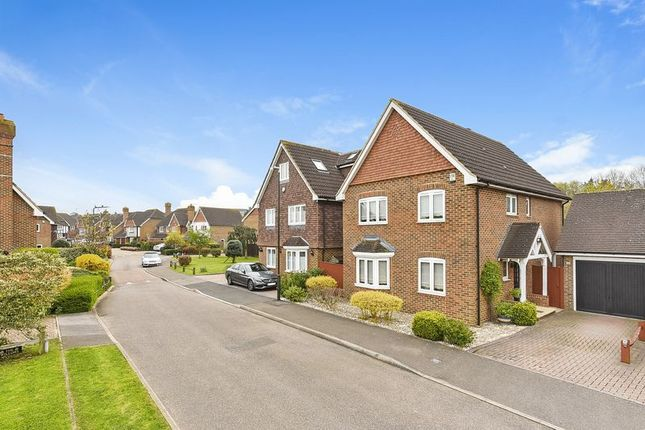 Thumbnail Detached house for sale in Stirling Close, Sidcup