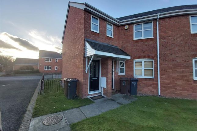 2 bed flat to rent in Brixfield Way, Dickens Heath, Solihull B90