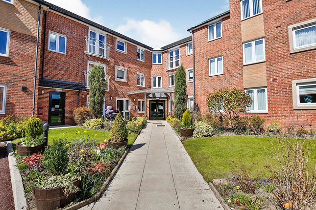 Thumbnail Flat for sale in Camsell Court, Durham Moor, Durham