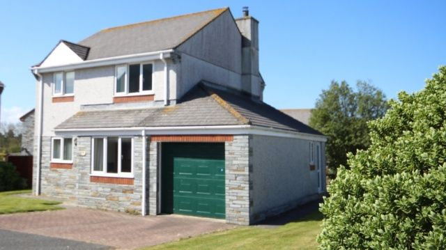 Thumbnail Detached house for sale in Lemellen Gardens, St. Kew Highway, Bodmin