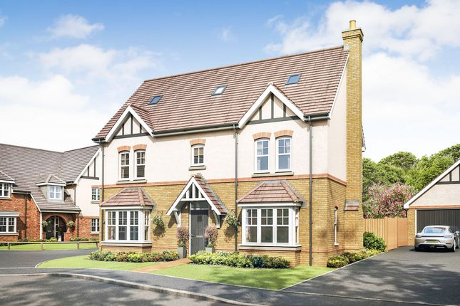 Thumbnail Detached house for sale in Fen Lane, Sawtry, Huntingdon