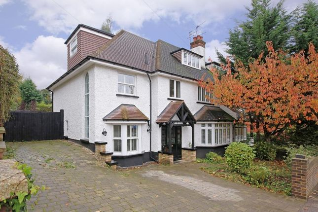 Thumbnail Semi-detached house to rent in South Road, Chorleywood, Rickmansworth