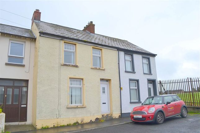 Thumbnail Terraced house for sale in 21, Mountain View, Derry