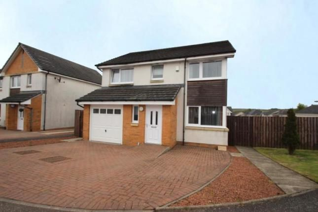 Thumbnail Detached house for sale in Dalcross Way, Plains, Airdrie, North Lanarkshire