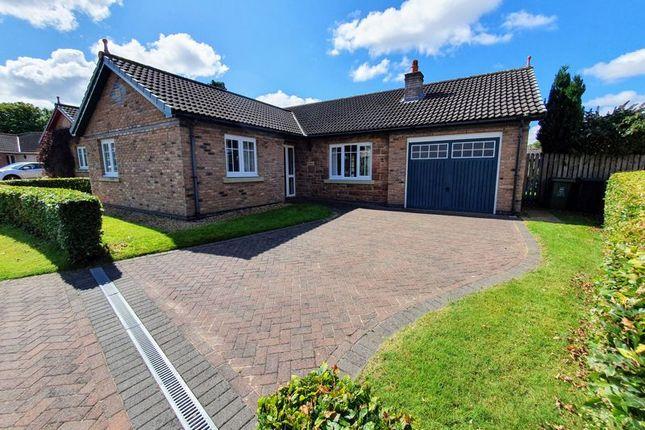 Thumbnail Detached bungalow for sale in Oak Lane, Carlisle