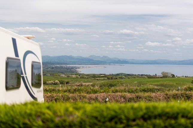 Thumbnail Mobile/park home for sale in Touring Caravan, Camping And Glamping Park, Pen Llyn Peninsula, Gwynedd, North West Wales
