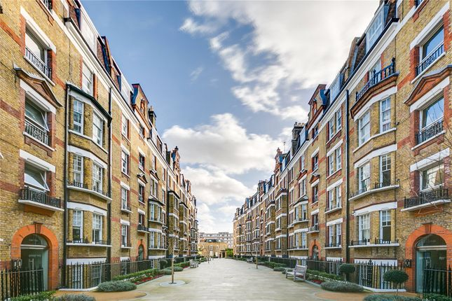 External of Marlborough, 61 Walton Street, London SW3
