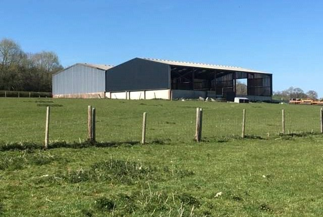 Thumbnail Land for sale in Land And Buildings Formerly Part Of, Moors Farm, Welshpool, Powys