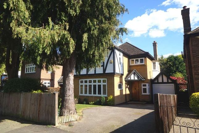 Thumbnail Detached house to rent in Park View, Pinner