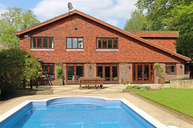 Thumbnail Detached house for sale in Riverwood Lane, Chsilehurst