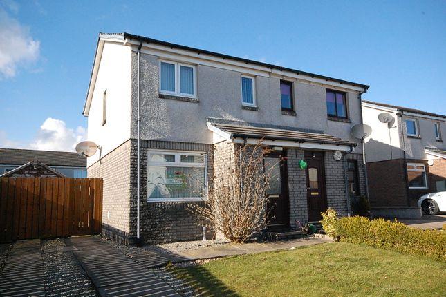 Thumbnail Semi-detached house to rent in Oak Drive, Portlethen, Aberdeenshire