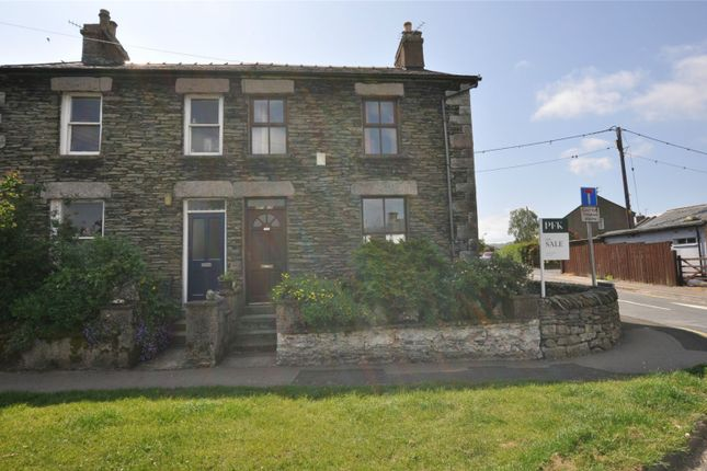 Thumbnail Semi-detached house for sale in 2 North View, Mount Pleasant, Tebay, Penrith, Cumbria