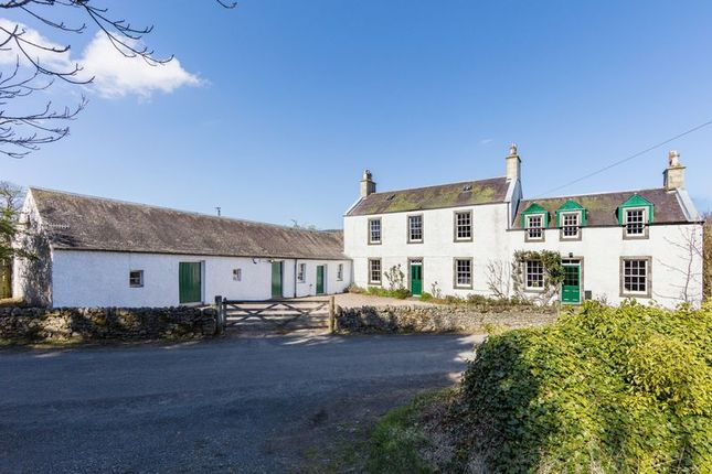 Thumbnail Detached house for sale in Traquair Mill House & Bothy, Traquair, Innerleithen