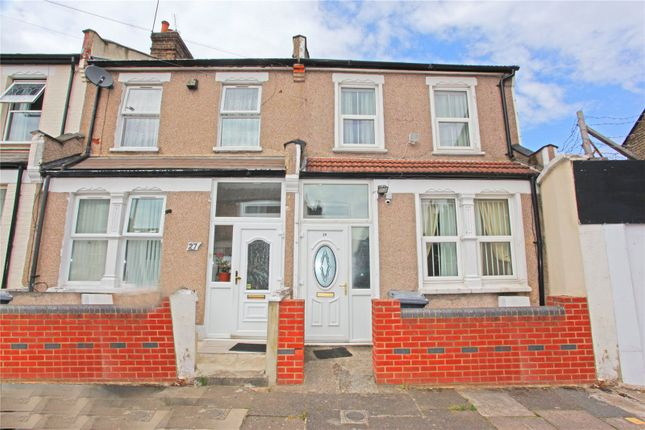 Thumbnail Terraced house for sale in Conway Road, London