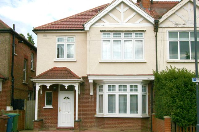 Thumbnail Semi-detached house to rent in Radnor Avenue, Harrow-On-The-Hill, Harrow