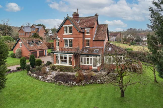 Thumbnail Detached house for sale in Beryl Lane, Wells, Somerset