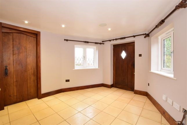 Thumbnail Detached house for sale in Durleigh Marsh, Petersfield, Hampshire