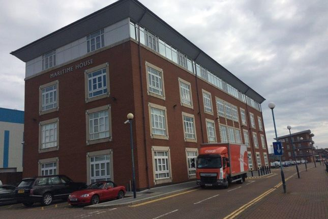 Thumbnail Office to let in 2nd Floor, Maritime House, Hartlepool Marina