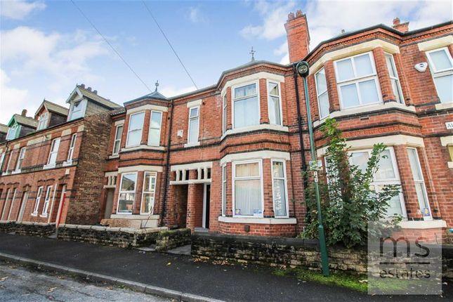 Thumbnail Terraced house to rent in Albert Road, Lenton, Nottingham