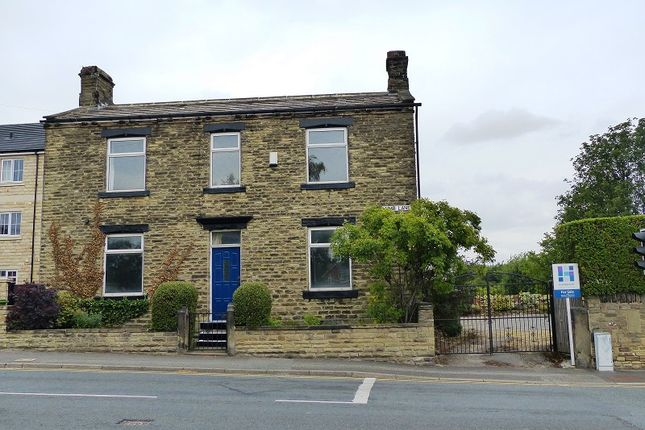 Thumbnail Detached house for sale in Lumb Lane, Roberttown, Liversedge, West Yorkshire.