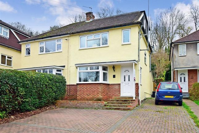 3 bed semi-detached house for sale in Winterbourne Close, Lewes, East Sussex
