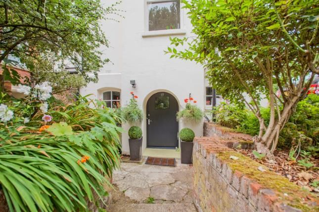 Thumbnail Flat for sale in Chantry Hall, Dane John, Cantebury, All