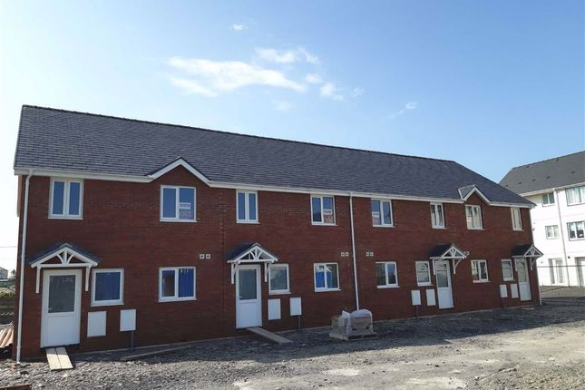 Thumbnail Semi-detached house for sale in Phase 2 New Development, 16, Marine Parade, Tywyn, Gwynedd