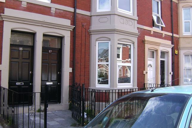 Thumbnail Flat to rent in Myrtle Grove, Newcastle Upon Tyne