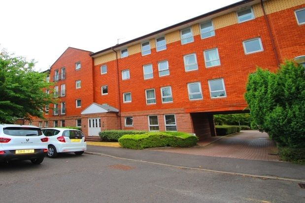 Thumbnail Flat to rent in Greenholme Street, Glasgow